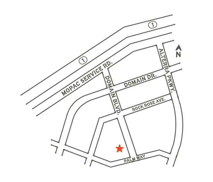 Austin StoreMap Location