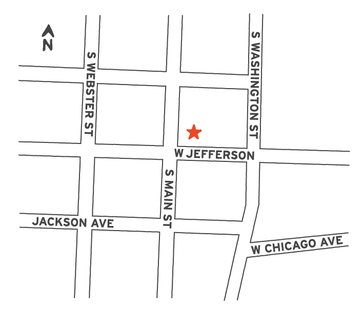 Naperville StoreMap Location